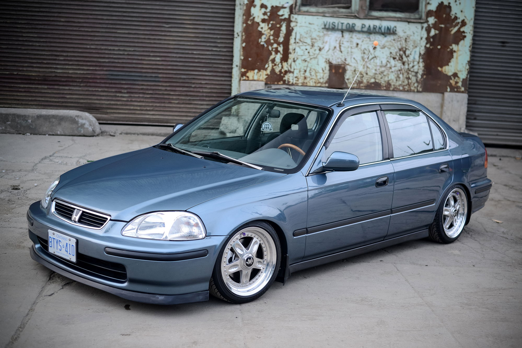 Ca Jdm 1996 Honda Civic Ex Ek4 Build 6000 San