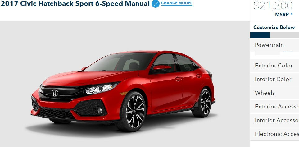 rumor honda civic type r coming to america page 123. Black Bedroom Furniture Sets. Home Design Ideas