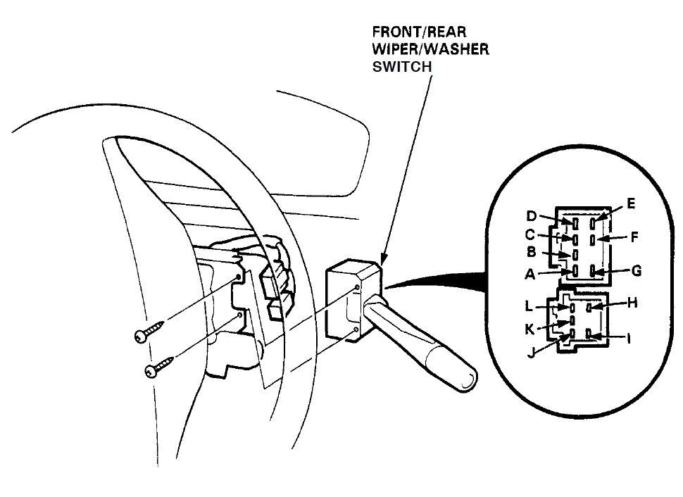 Wiper Wire Harness