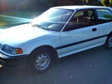 For Sale-- Rare 1990 Honda Civic DX