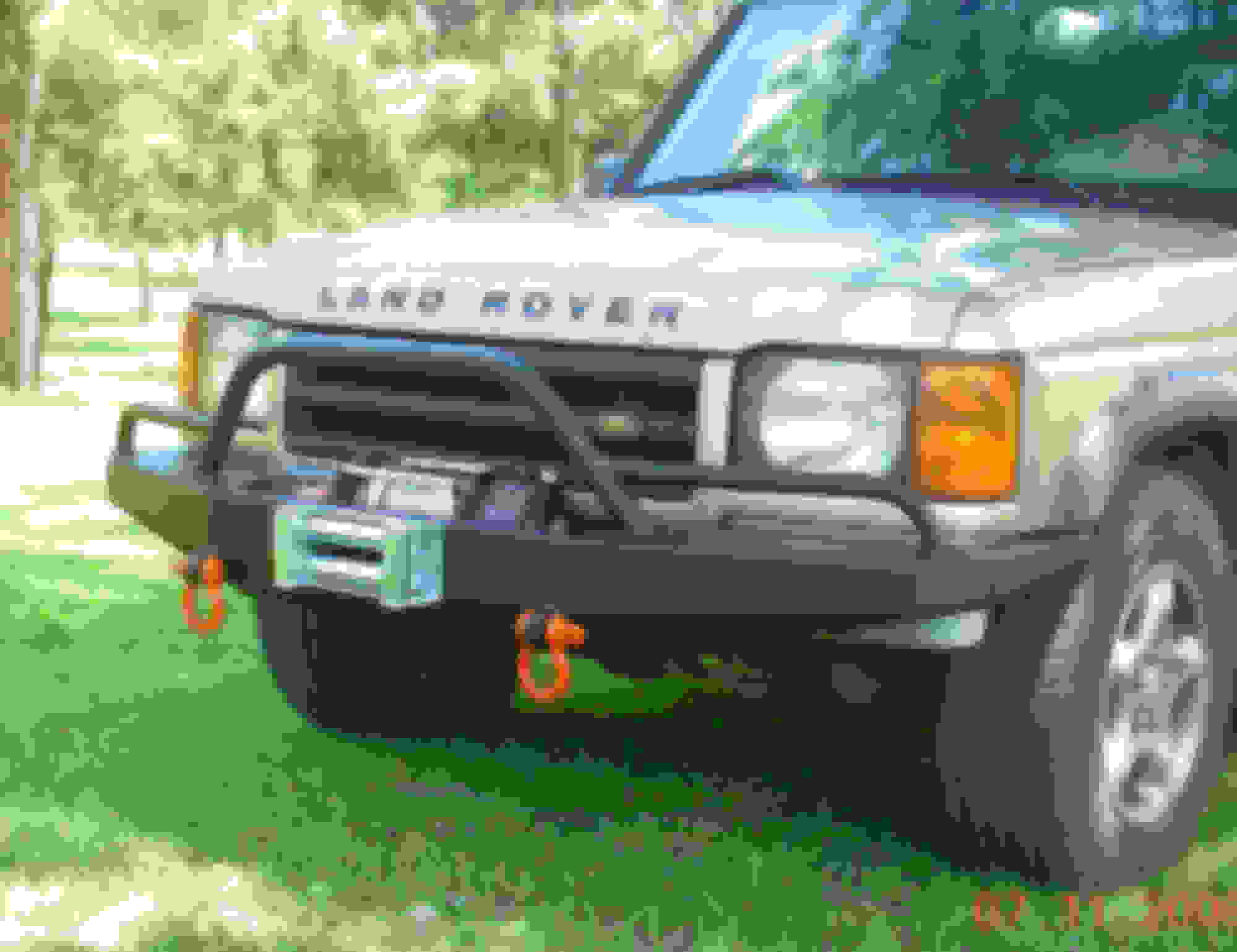 Bumper Options - Land Rover Forums - Land Rover Enthusiast Forum