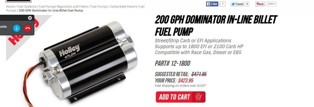 Max power for Holley 12-1800 - LS1TECH - Camaro and Firebird Forum