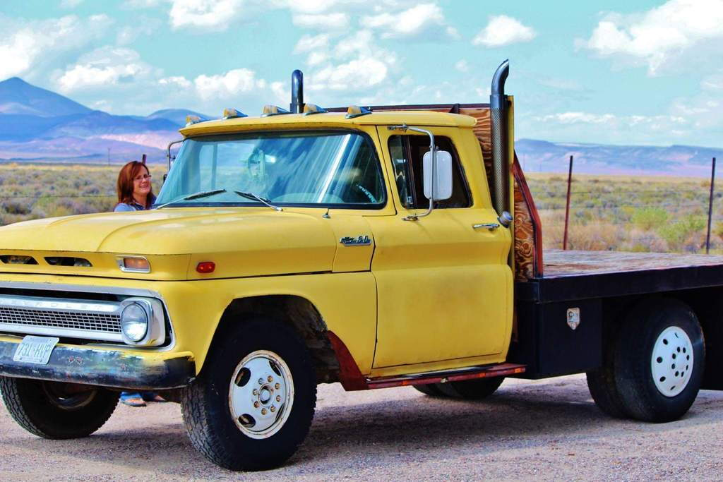 Painting 1963 Chevy Pickup, Need Color Code For Yellow Paint I Like