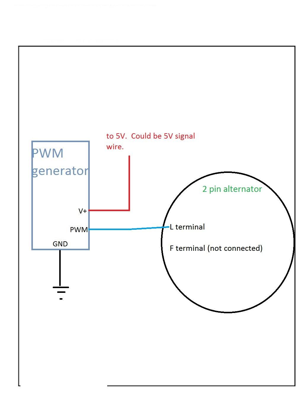 2 pin 2006 + alternator. don't throw it away!! - ls1tech - camaro and  firebird forum discussion  ls1tech.com