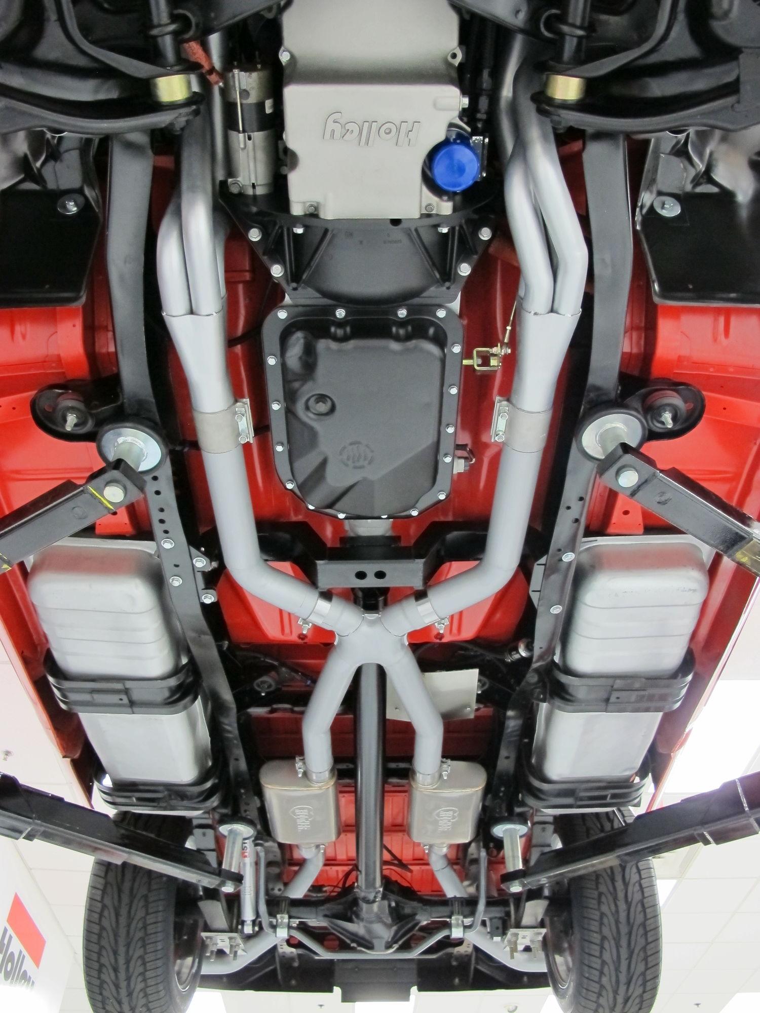 New Hooker 73-87 GM truck LS swap system preview - LS1TECH ...