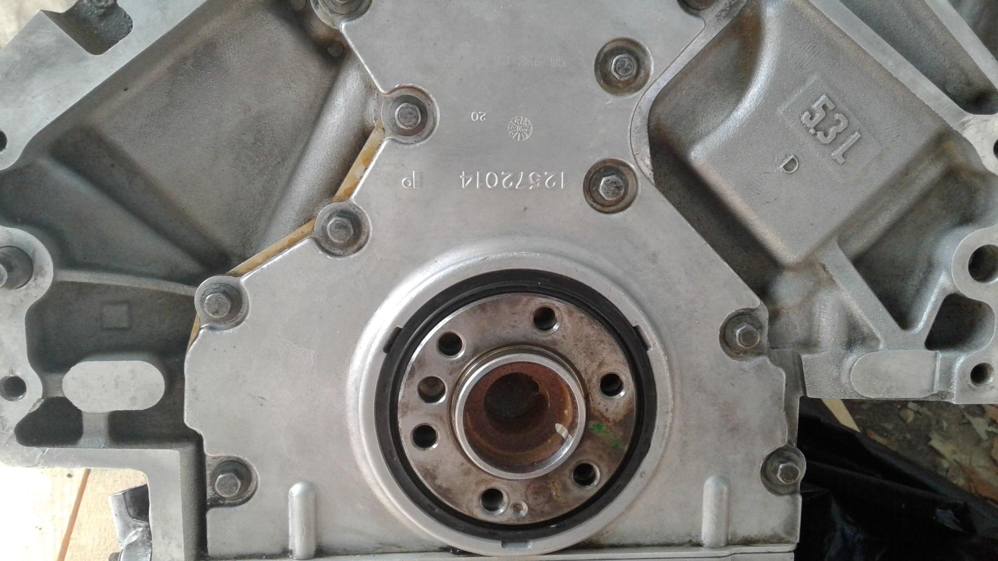 2006 5 3 Vortec L33 Engine 799 Heads 81k Miles Ls1tech
