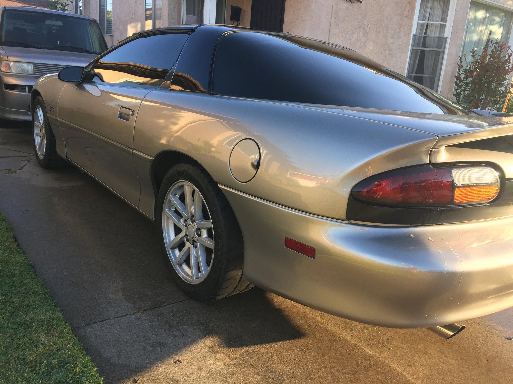 2001 SLP Camaro SS Ported Heads Cammed LS6 Pewter Metallic