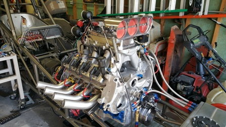 Just Another LS Powered Altered Drag Car - LS1TECH - Camaro