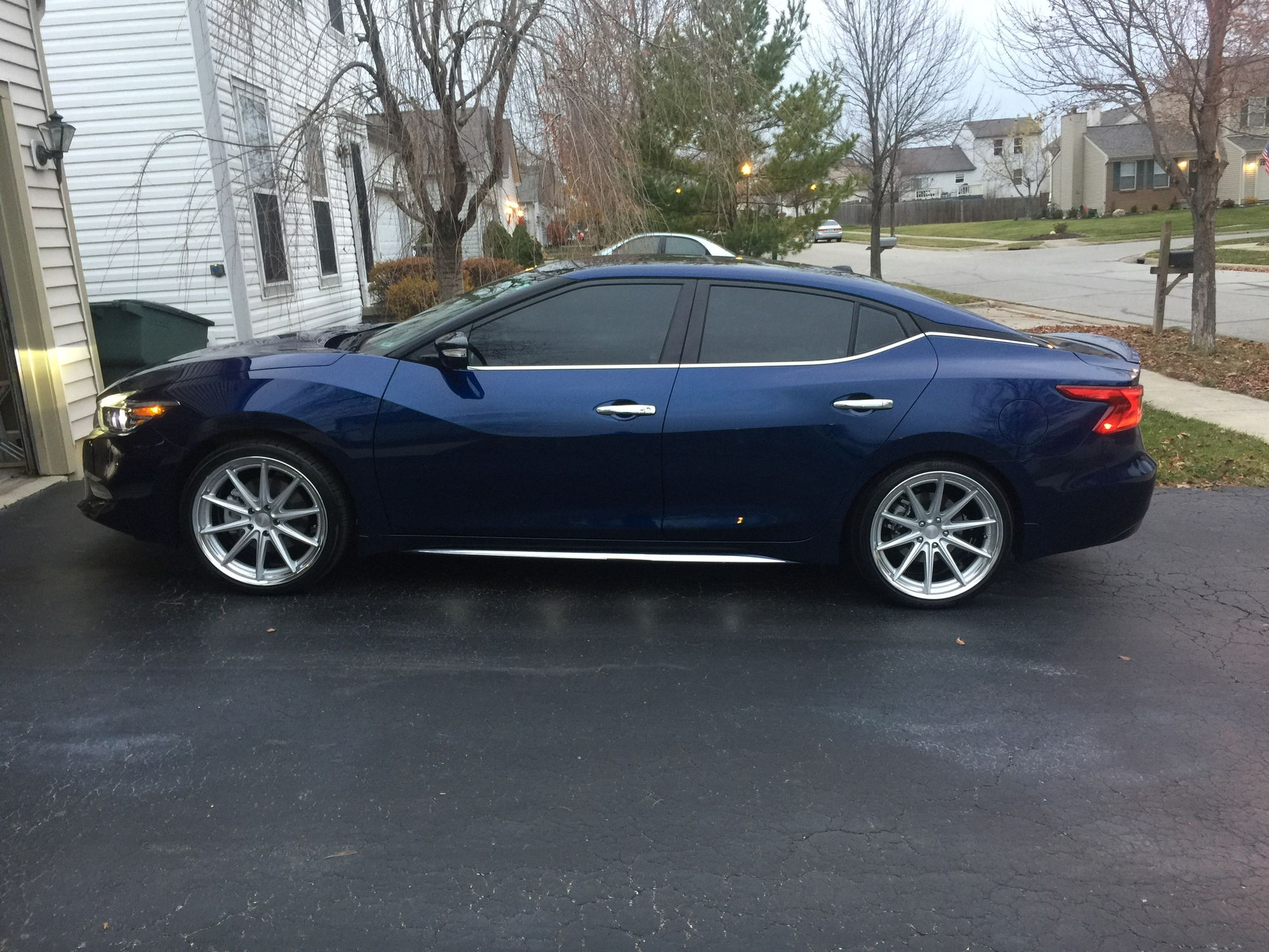 Will 20 Inch Rims Fit On 2016 Max Maxima Forums