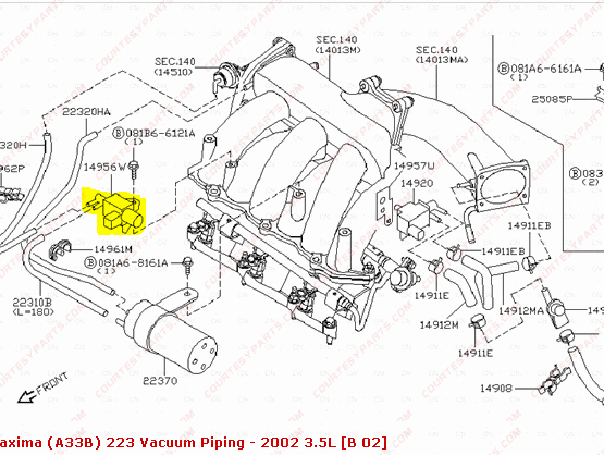 2003 Nissan Max Lose of Power at 4000 RPM - Maxima Forums
