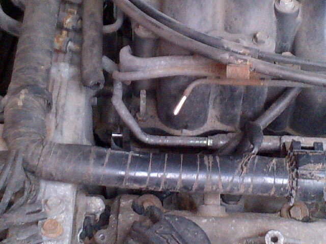 How to find vacuum leaks    - Maxima Forums