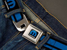 Buckle-Down Cool Mopar Belt. I love this thing. It looks great on my jeans. This is the URL for this product. https://www.amazon.com/Mopar-Logo-stripe-Black-Seatbelt/dp/B01I4IKZX6/ref=sr_1_7?ie=UTF8&qid=1508188887&sr=8-7&keywords=buckle-down+mopar+belt