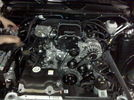Recent Roush Installation on a 2008 Bullitt