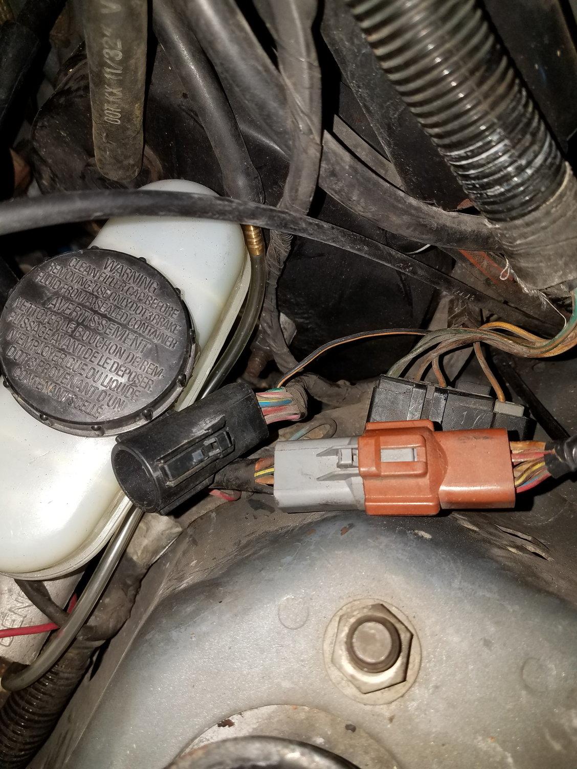 Engine swap harness help 2.3 to 5.0 (pics) - MustangForums.comMustang Forums