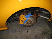 painting calipers