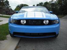 Garage - Grabber Blue