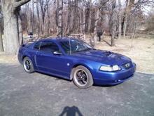 04 SONIC BLUE GT