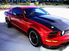 2008 Mustang GT/GTR 477HP