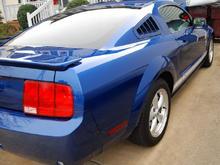 2007 Mustang