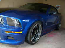 swedes mustang gt cab
