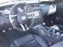 2011 GT/CS interior