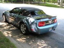 o6 Mustang