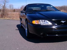 Garage - 1995 Mustang Cobra For Sale