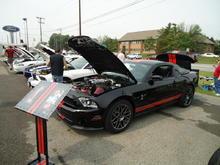 Garage - 2011 Shelby GT500 SVTPP