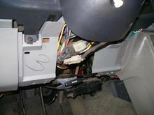interior parts missing