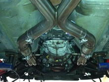 """long/tube headers, high flow cats, and x-pipe. 3"""""""