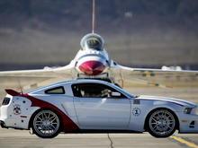 Thunderbird Edition Mustang (4)