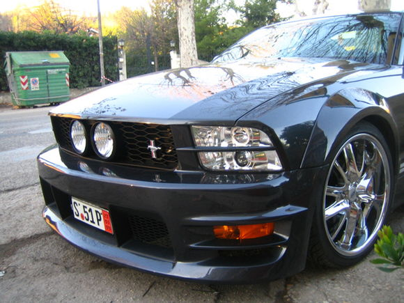front mustang 004
