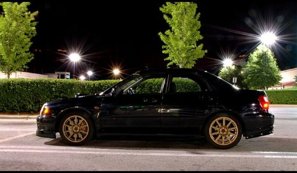 SIDEVIEW BBS RIMS