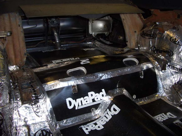 DynaMat & DynaPad rear