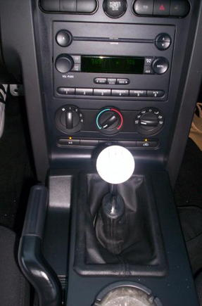 hurst shifter awesome