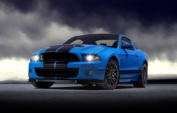 ford shelby gt500d