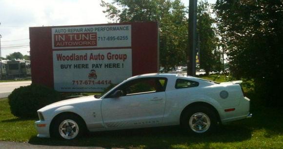 @ In Tune Autoworks     Harrisburg. Pennsylvania