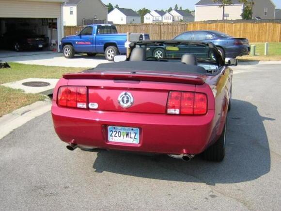 dual GT exhaust