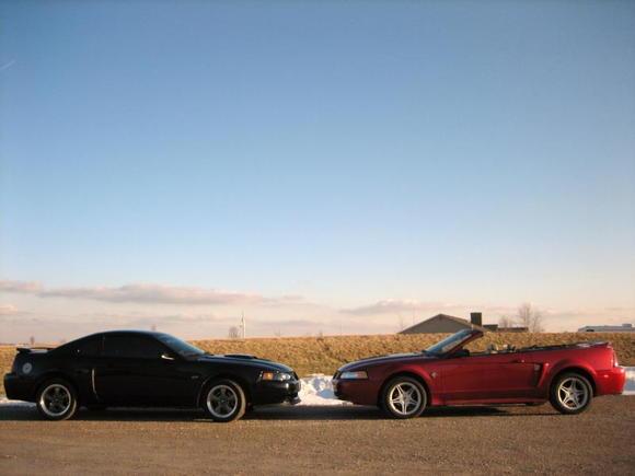 99 GT vert & Black_GT_02  STOCK