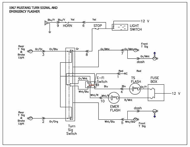 1967 Ford Mustang Turn Signal Wiring Diagram Wiring Diagram Correction Correction Cfcarsnoleggio It