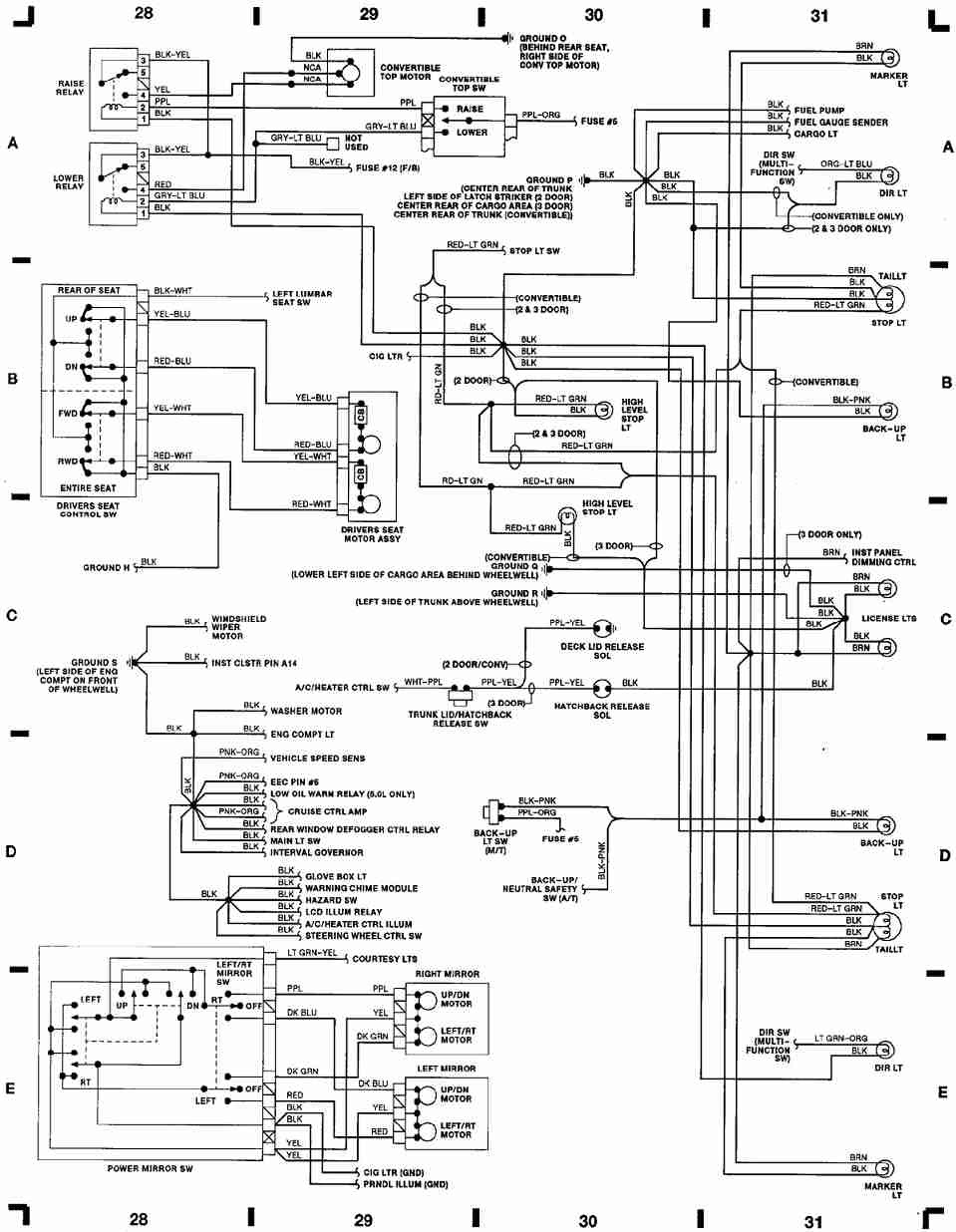 1988 Mustang Gt Wiring Diagram - Toggle Switch Wiring Diagram Turn Signal -  cts-lsa.sampwire.jeanjaures37.frWiring Diagram Resource