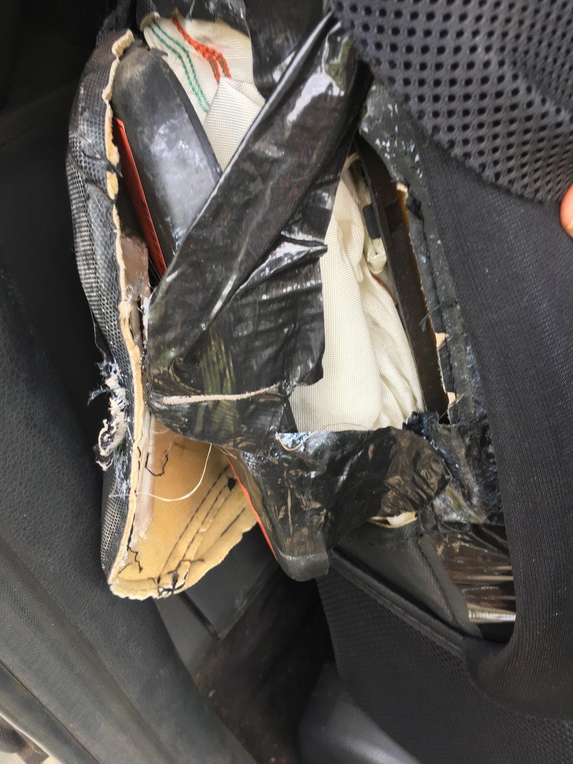 Ugh! Airbag problem - MY350Z COM - Nissan 350Z and 370Z Forum Discussion