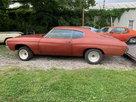 1971 Chevrolet Chevelle two door hardtop