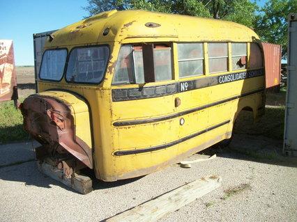 1946 International IHC school bus K5 Kb5