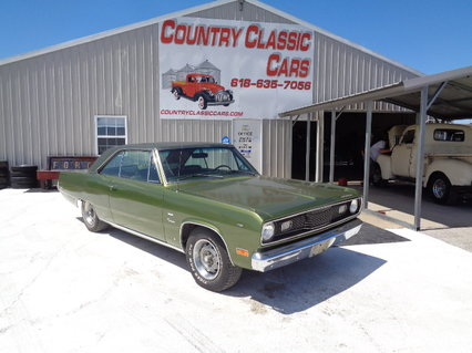 1971 Plymouth Scamp 2dr ht