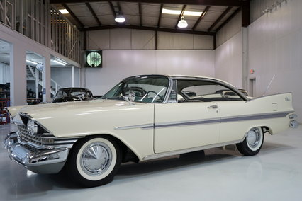 1959 Plymouth Belvedere Sport Coupe