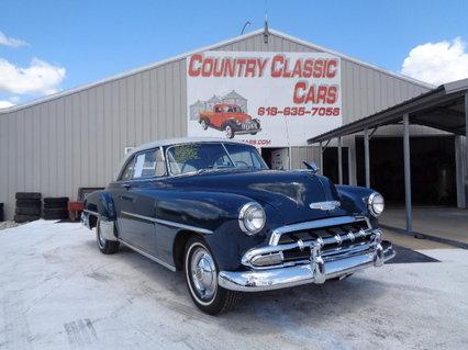 1952 Chevy Belair Deluxe