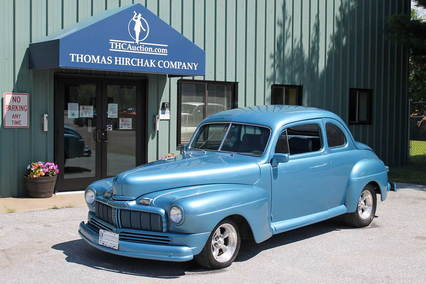 1948 Mercury 2-Door Coupe Street Rod