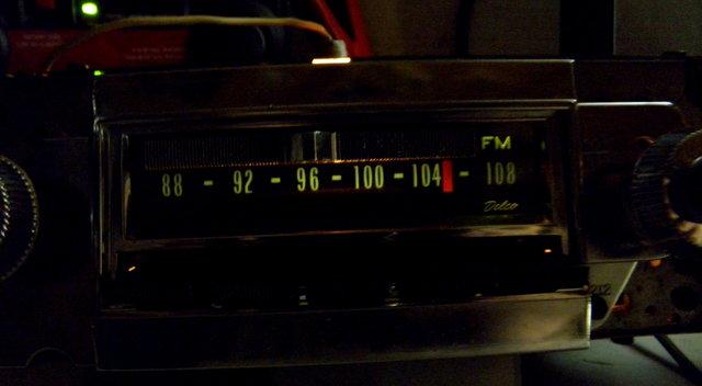 1966 Chevy Impala SS Delco AM FM Radio #986546