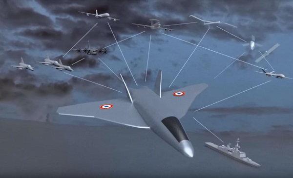 New big German-French Fighter Bomber under development ...